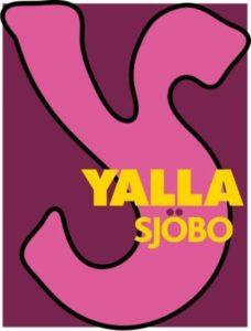 Yalla Sjöbos logga