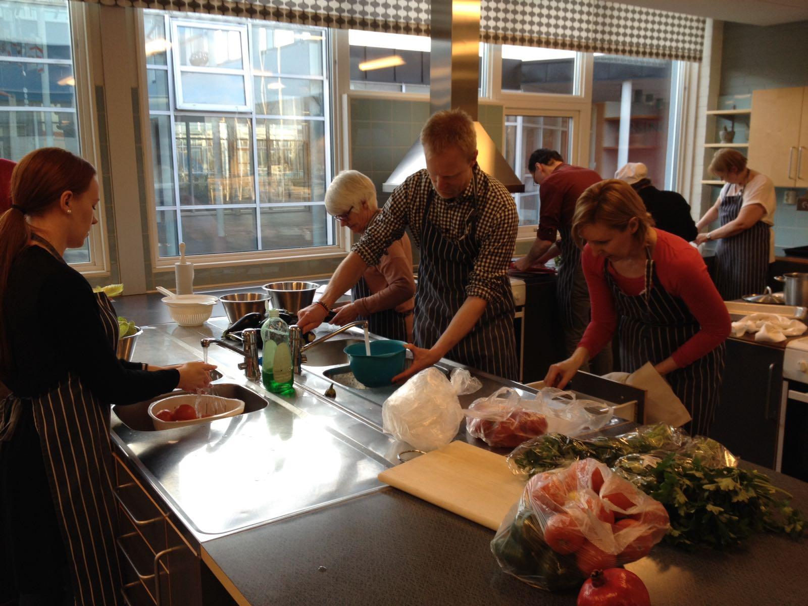 Matlagningskurs skåne